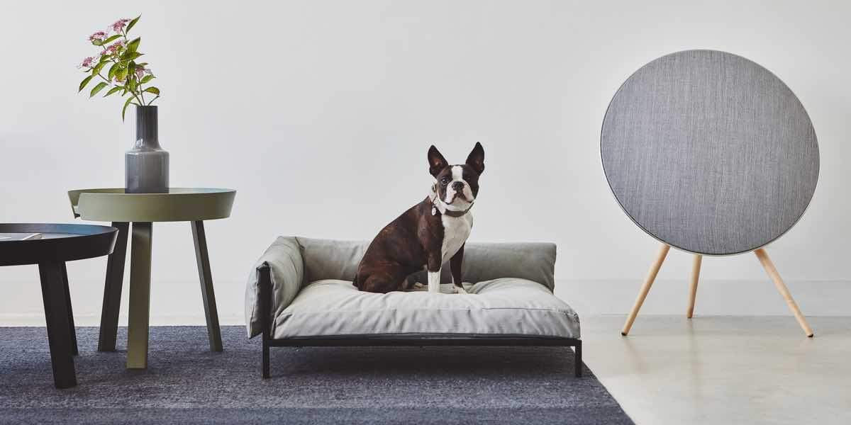 Miacara designer dog bed