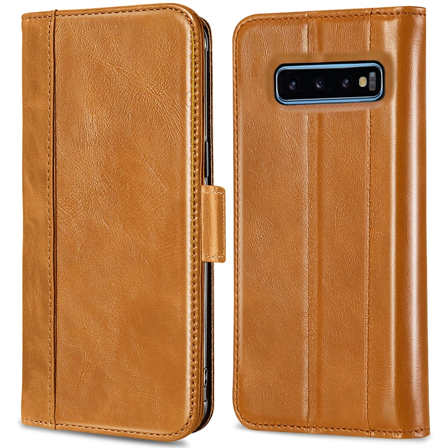 Galaxy S10 Plus 2019 Genuine Leather Case | ProCase