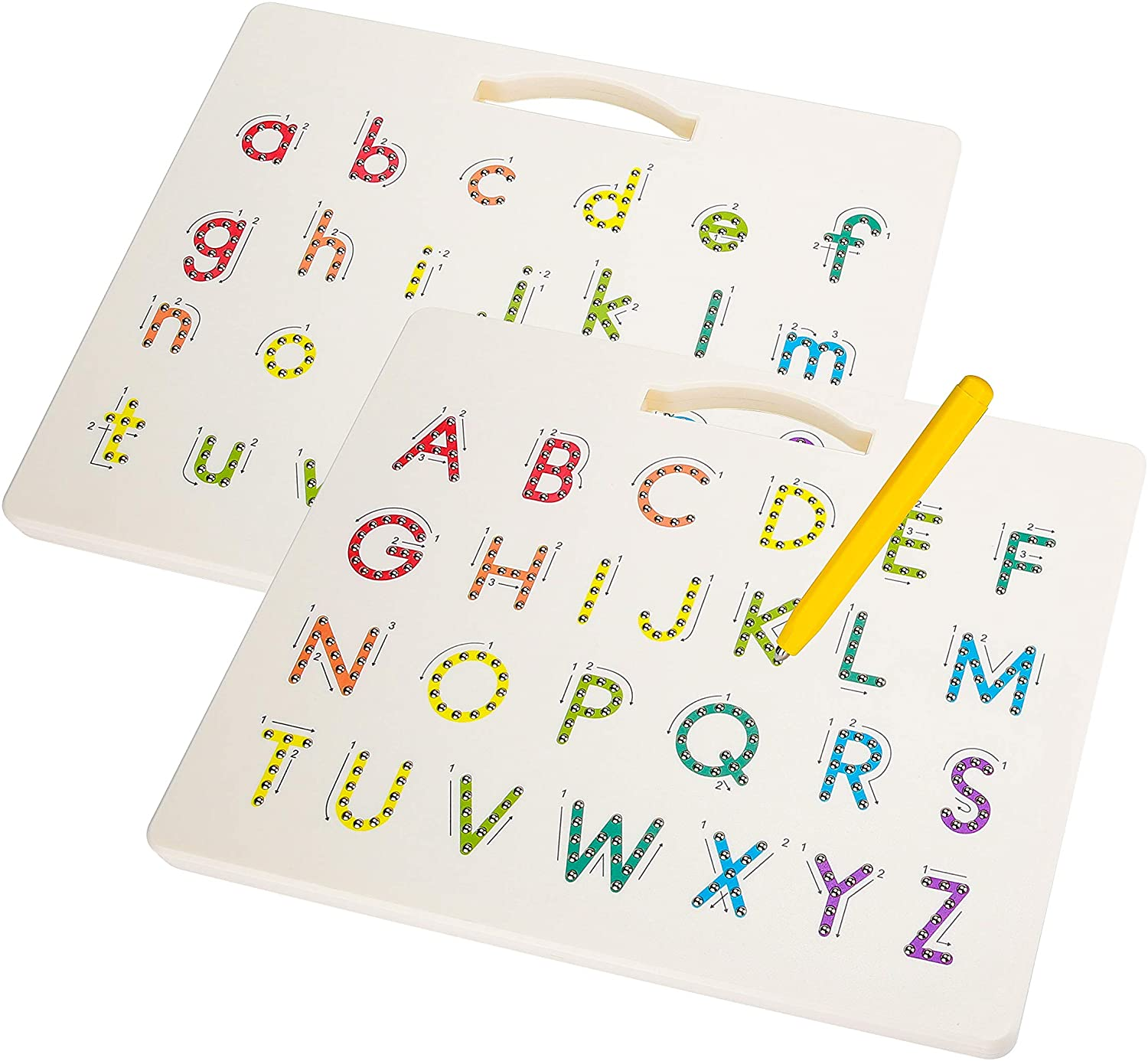 Magnetic Letters Board | Hautton