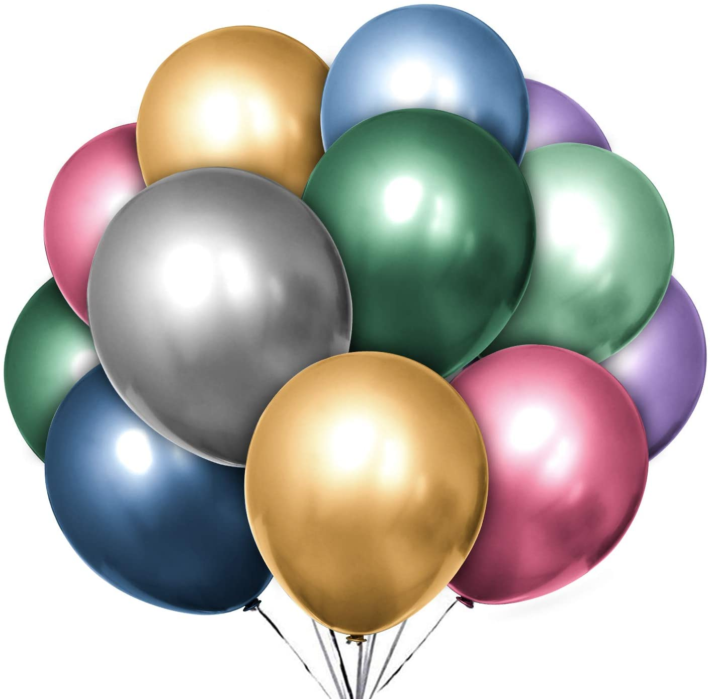 Metallic Balloons | Hautton