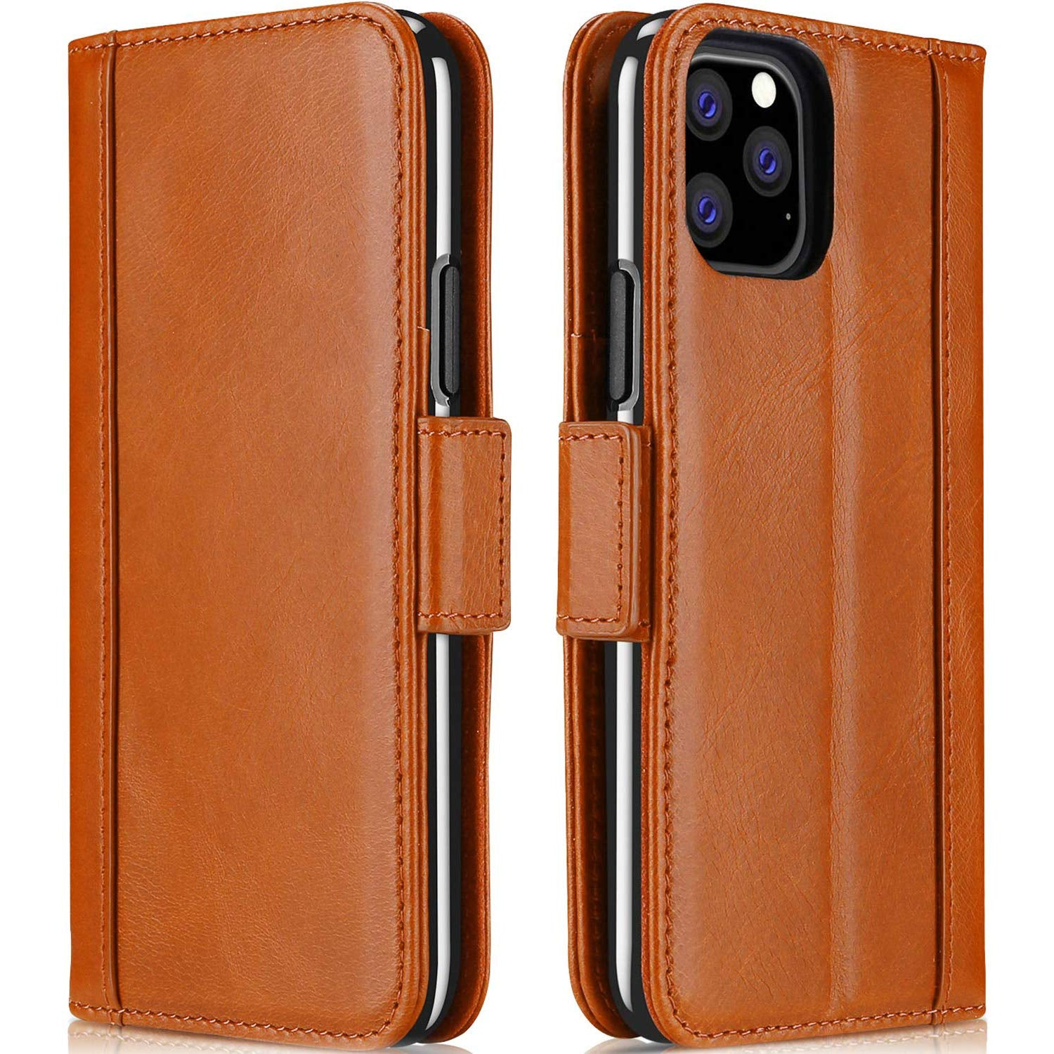 iPhone 11 Pro 2019 Genuine Leather Case | ProCase