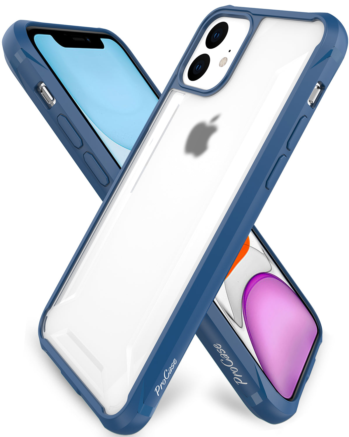 iPhone 11 2019 Clear Bumper Case | ProCase