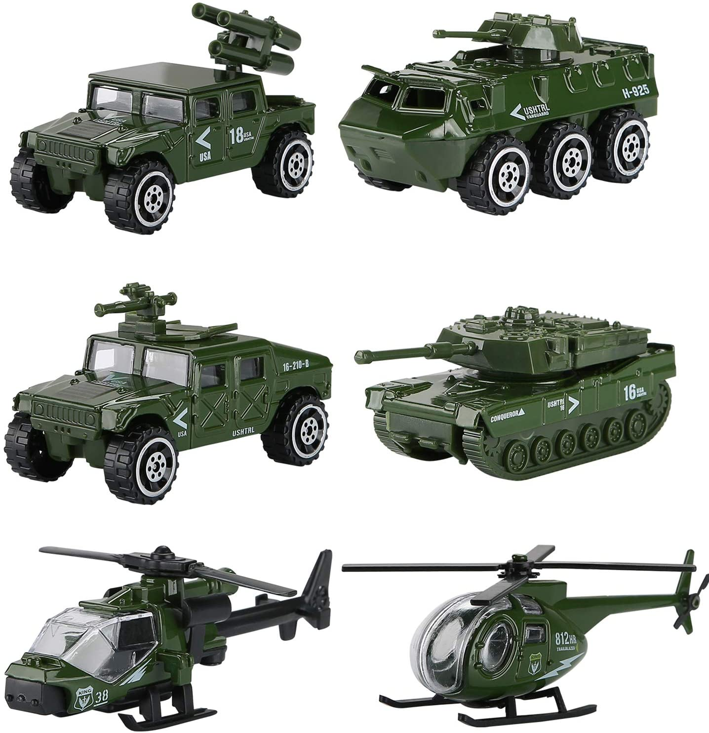 Diecast Military Toy Vehicles | Hautton