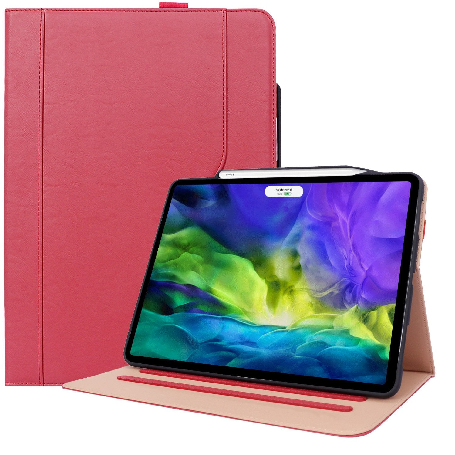 iPad Pro 11 2nd 2020/1st Generation 2018 Leather Folio Case | ProCase