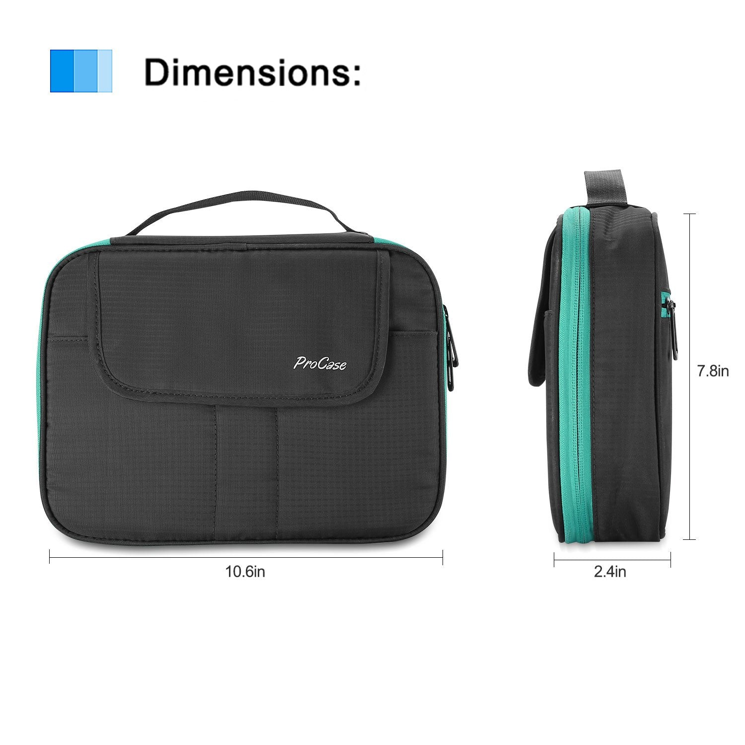Universal Electronics Accessories Organizer Bag | ProCase