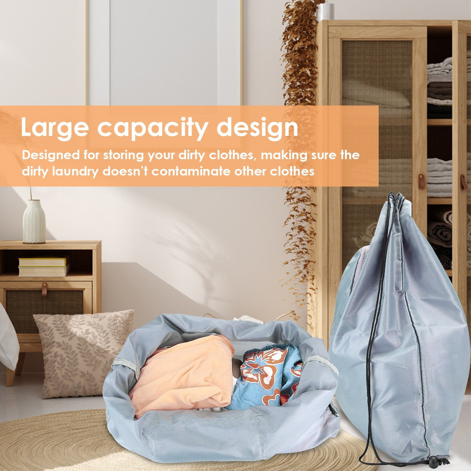 Travel Laundry Bag | ProCase