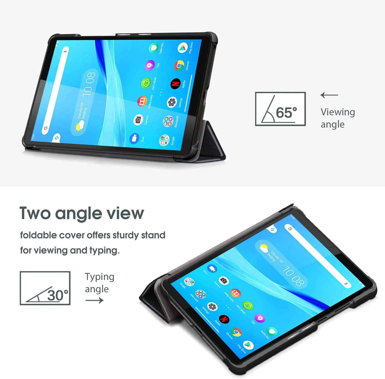 Lenovo Tab M8 2nd Generation 2019 Slim Case | ProCase