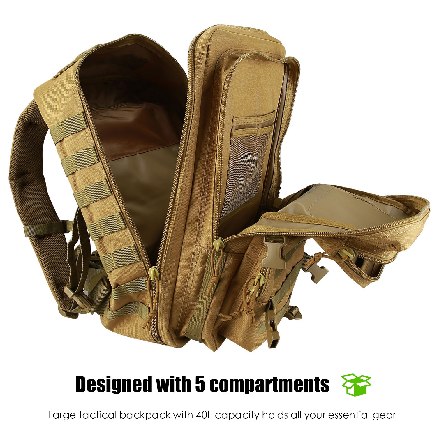 Tactical Backpack | ProCase