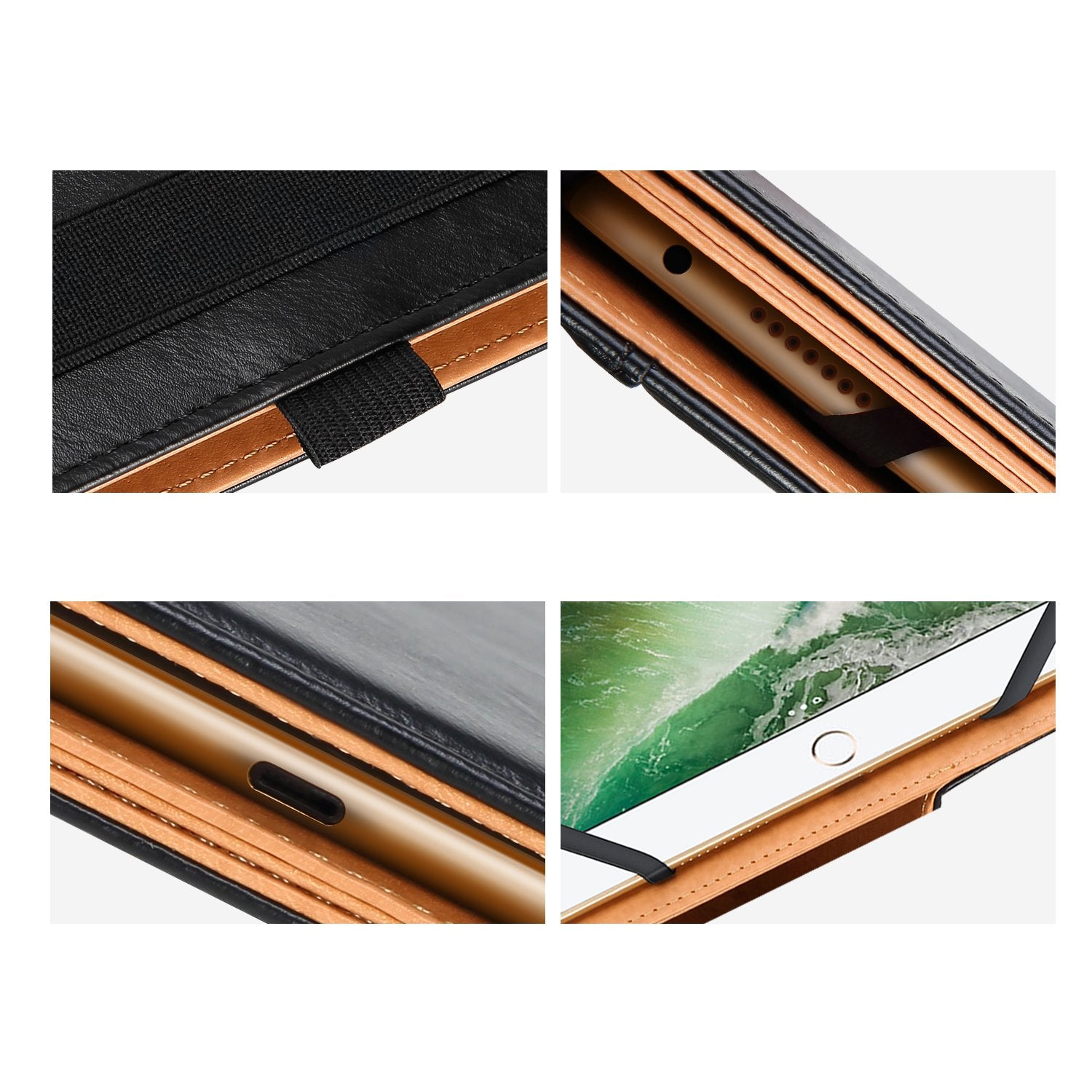 Universal Stand Folio Tablet Case | ProCase