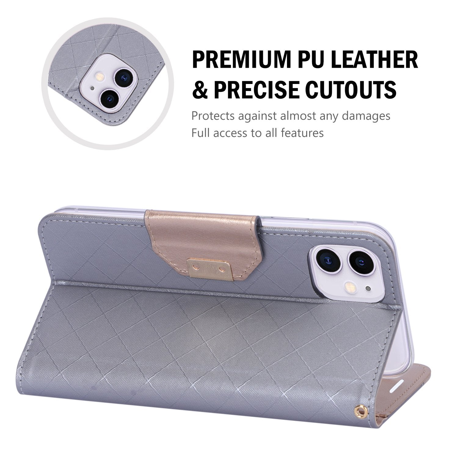 iPhone XR 2019 Wallet Case for Women | ProCase