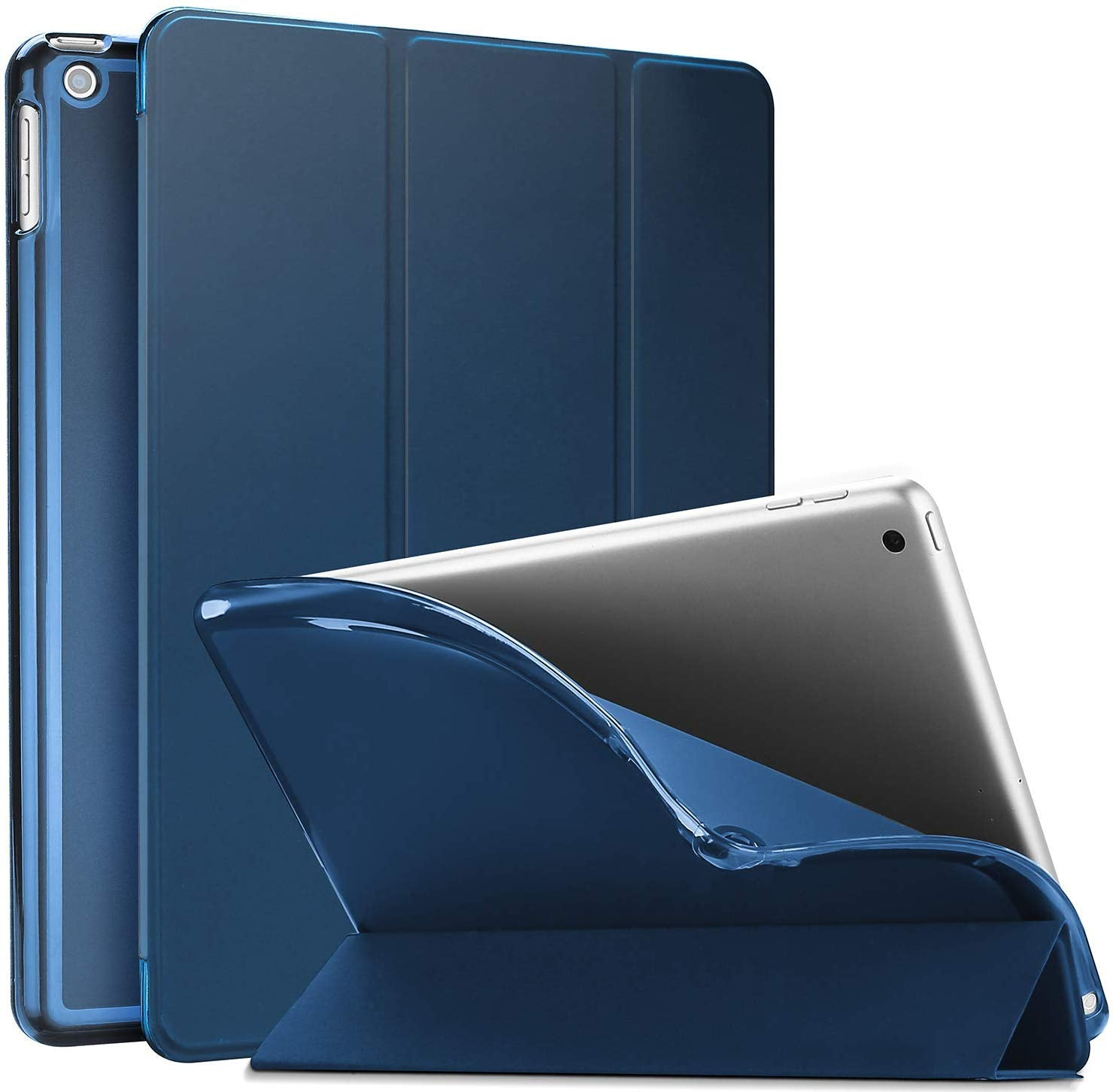 iPad 10.2 7th/8th 2019 2020 Generation Slim Case with Pencil Holder | ProCase