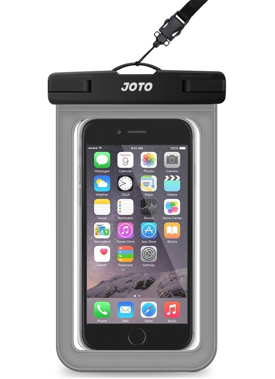 Universal Waterproof Pouch Phone Dry Bag | JOTO
