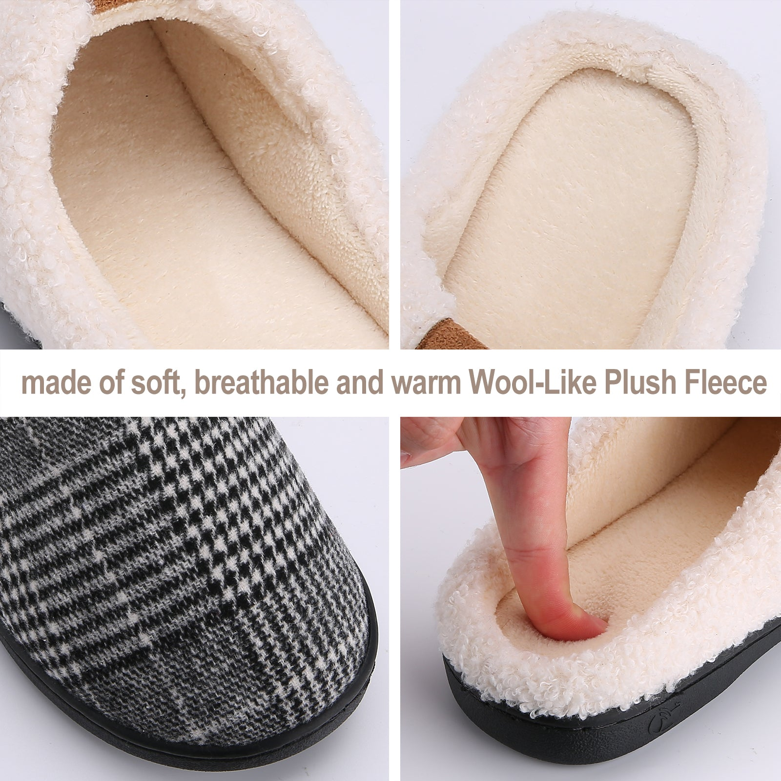 Women's Slippers | Puricon