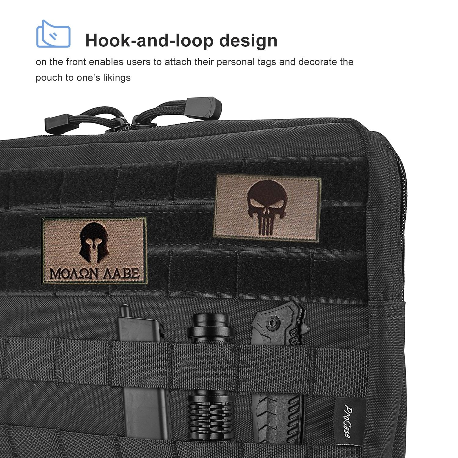 Tactical Admin Molle Pouch Military Gear Tool Bag | ProCase