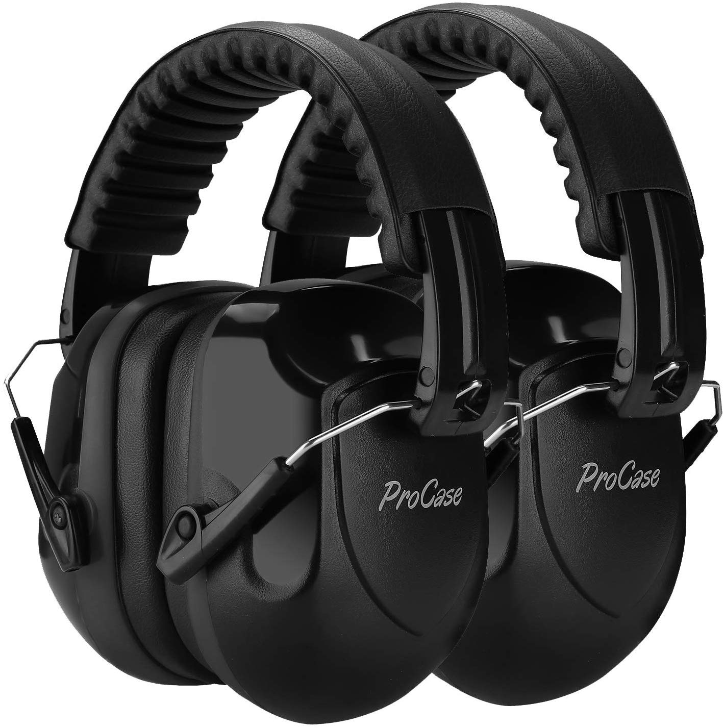 Noise Reduction Cancelling Ear Muffs - 2 Pack | ProCase