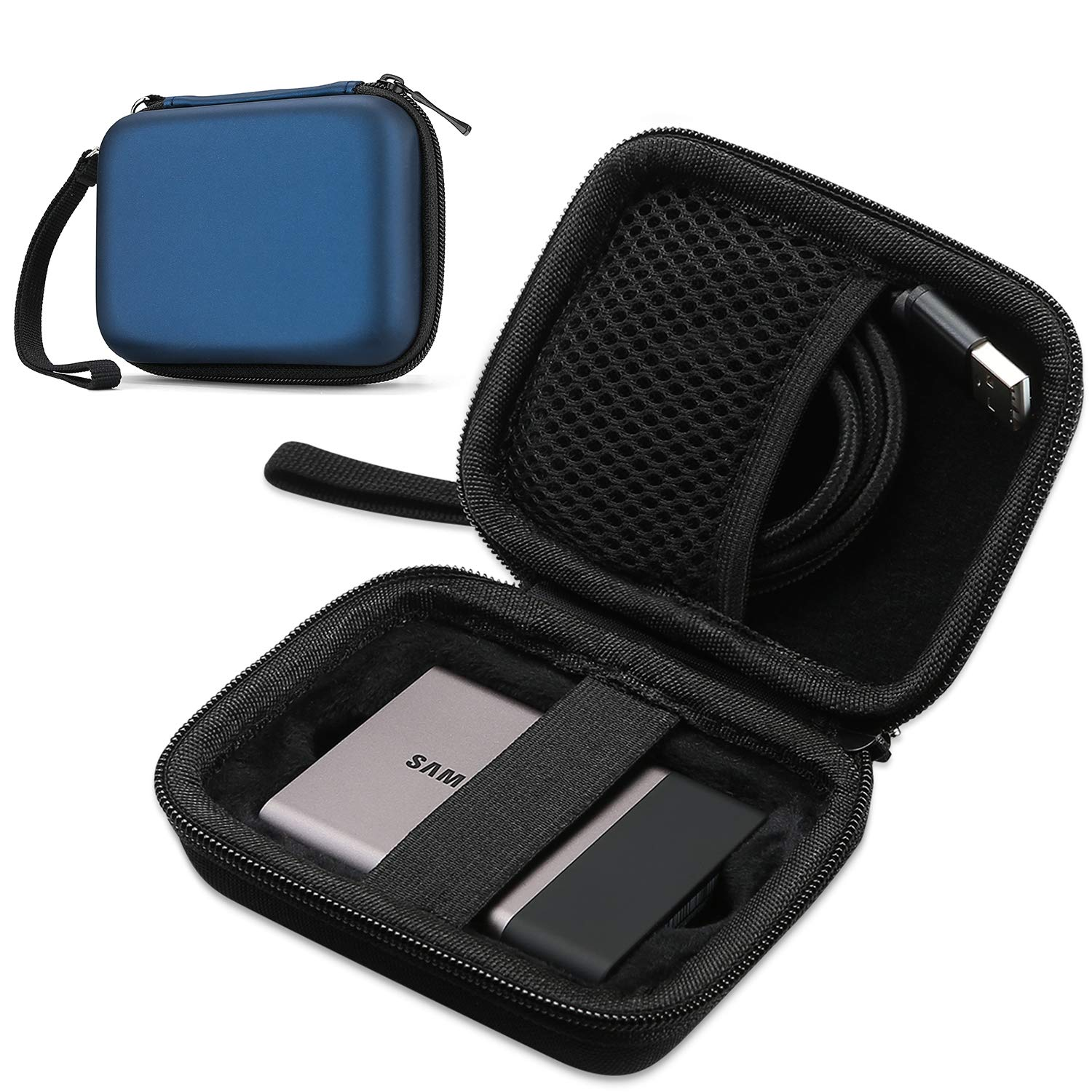 Travel Carrying Case for Samsung T5 T3 SSD | ProCase