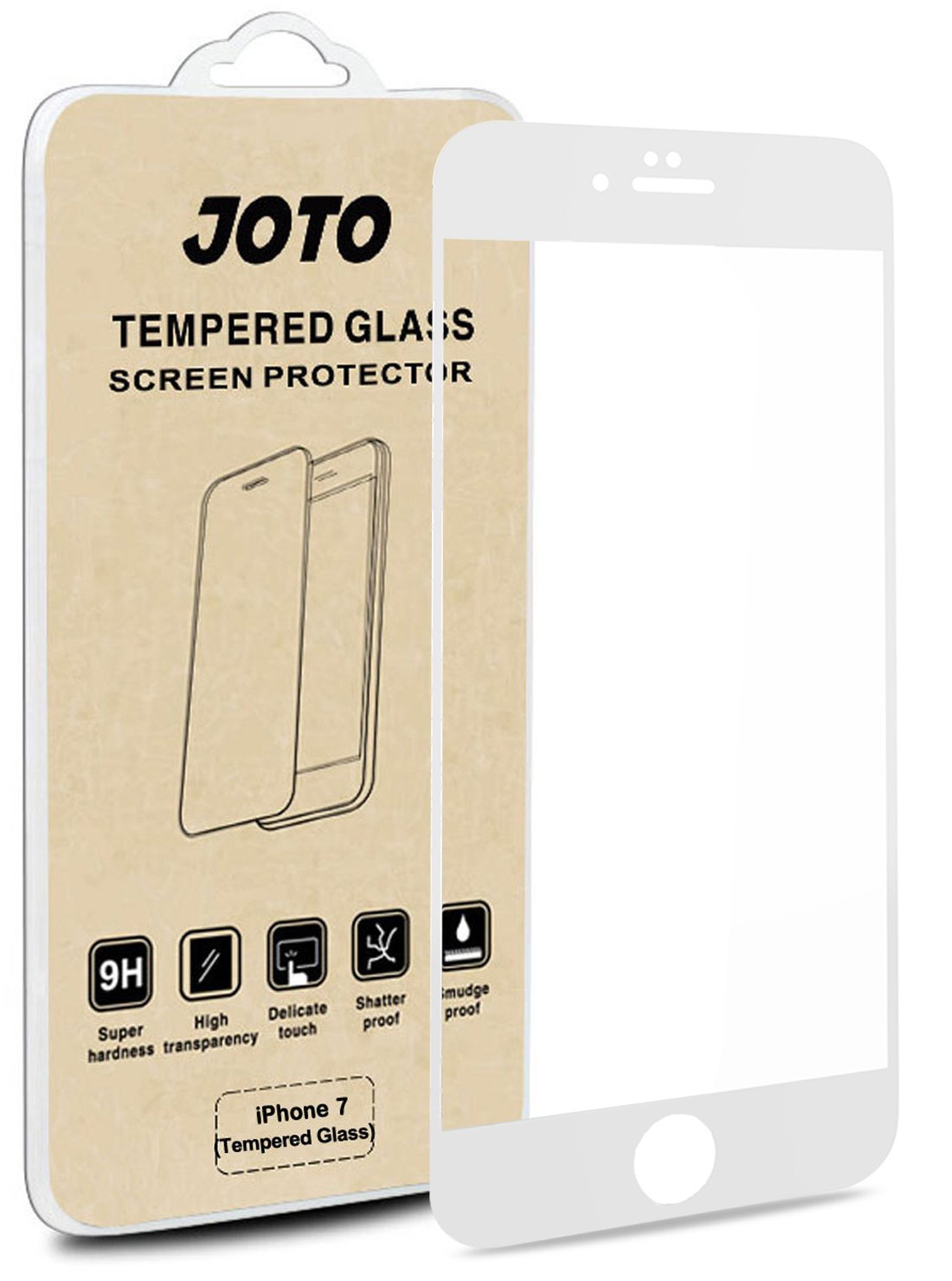 Screen Protector Compatible for iPhone 6S 6 | JOTO