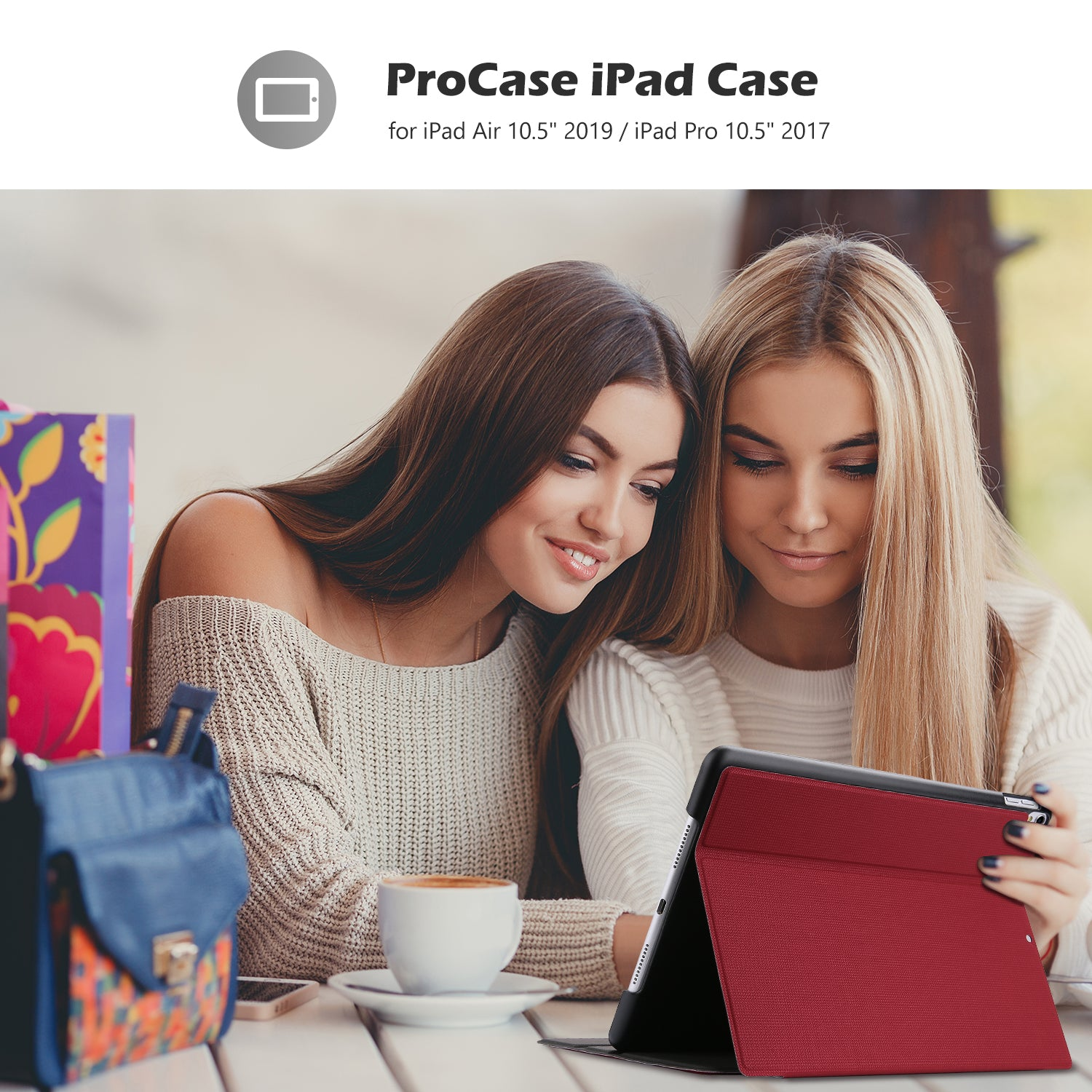 iPad Air 3 10.5 2019 / iPad Pro 10.5 2017 Slim Case