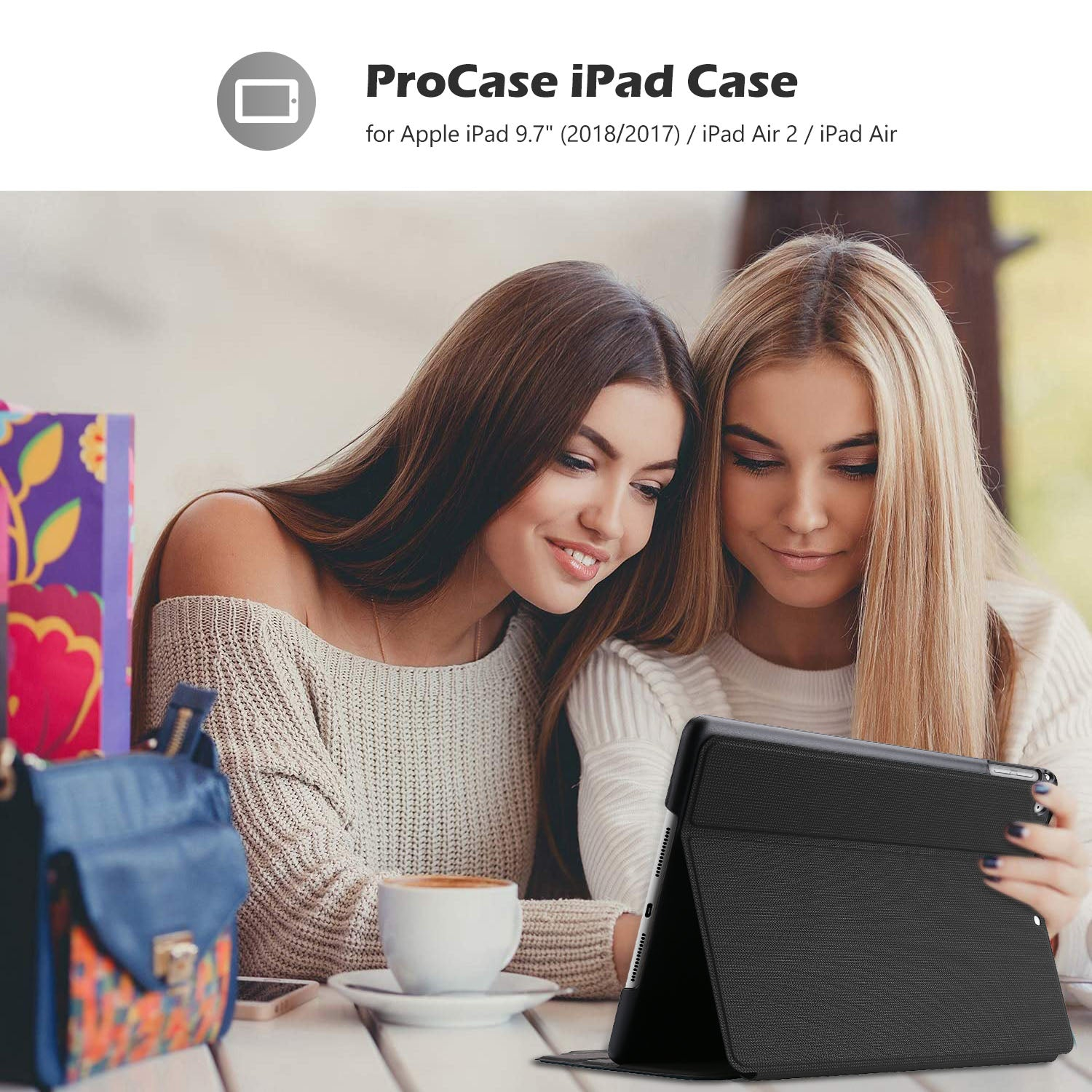 iPad 9.7 Inch 5th/6th Generation Slim Case | ProCase
