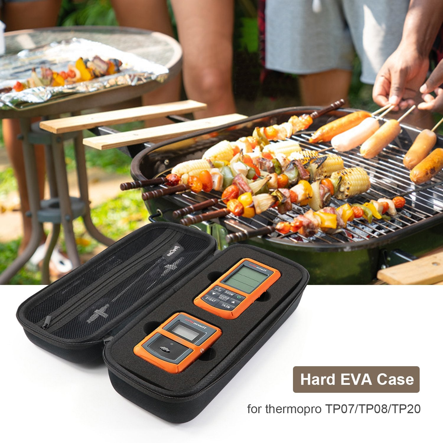 Travel Carrying Case for ThermoPro Kitchen Thermometer | ProCase