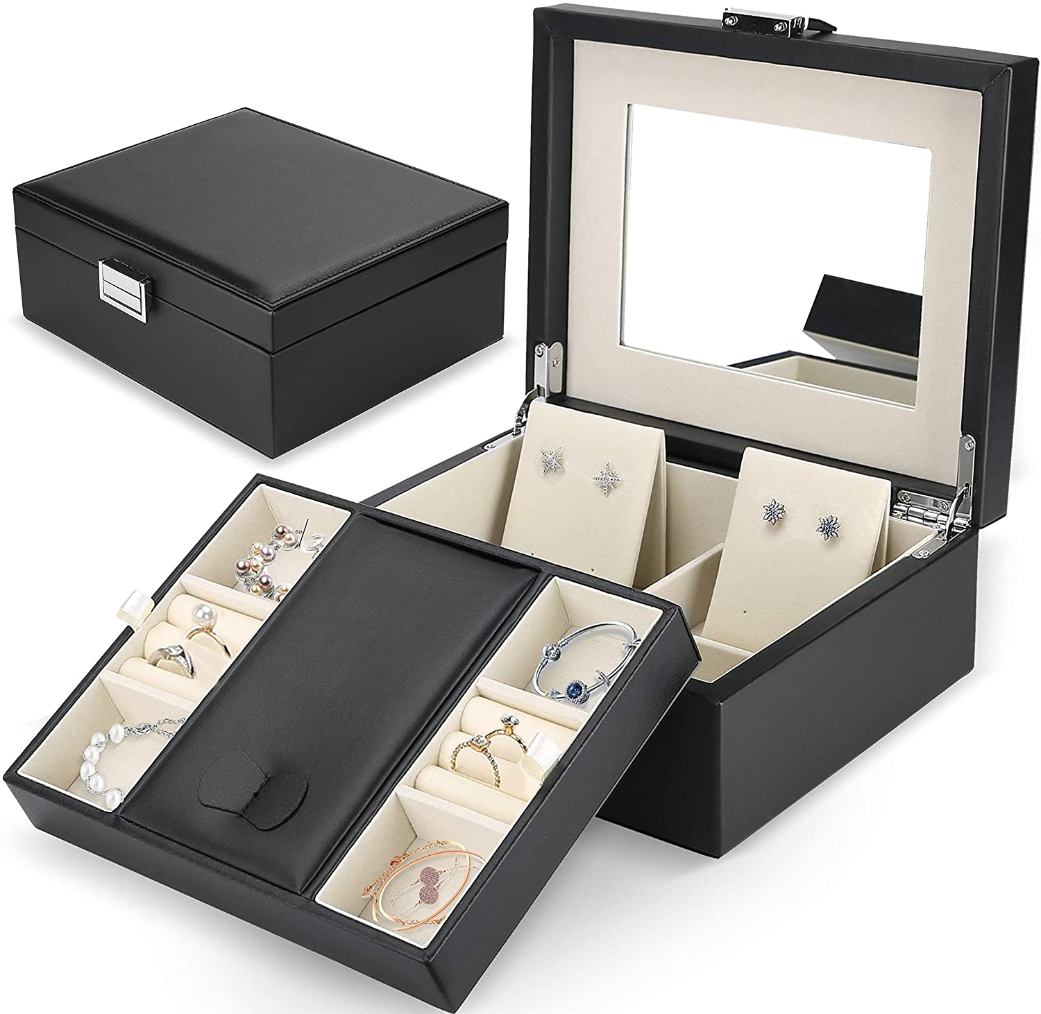 Jewelry Holder Box for Women Girls | ProCase