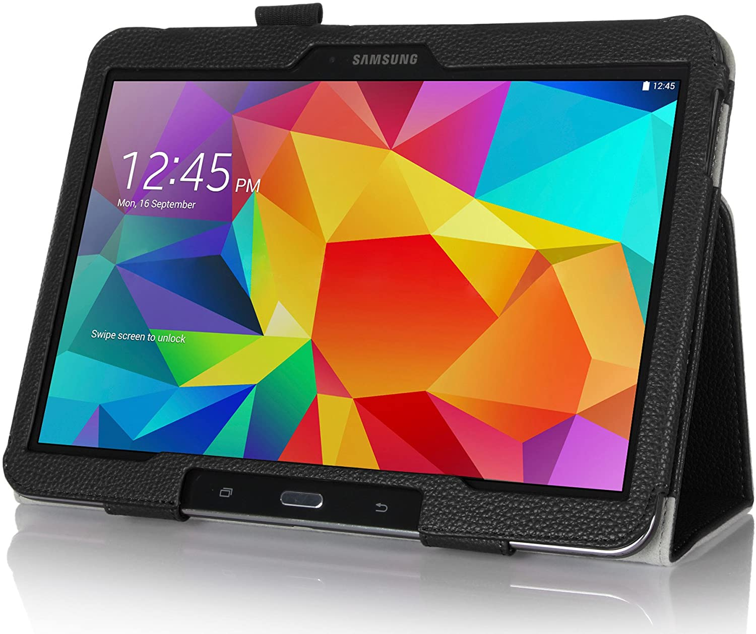 Galaxy Tab 4 10.0 T530 Leather Folio Case | ProCase