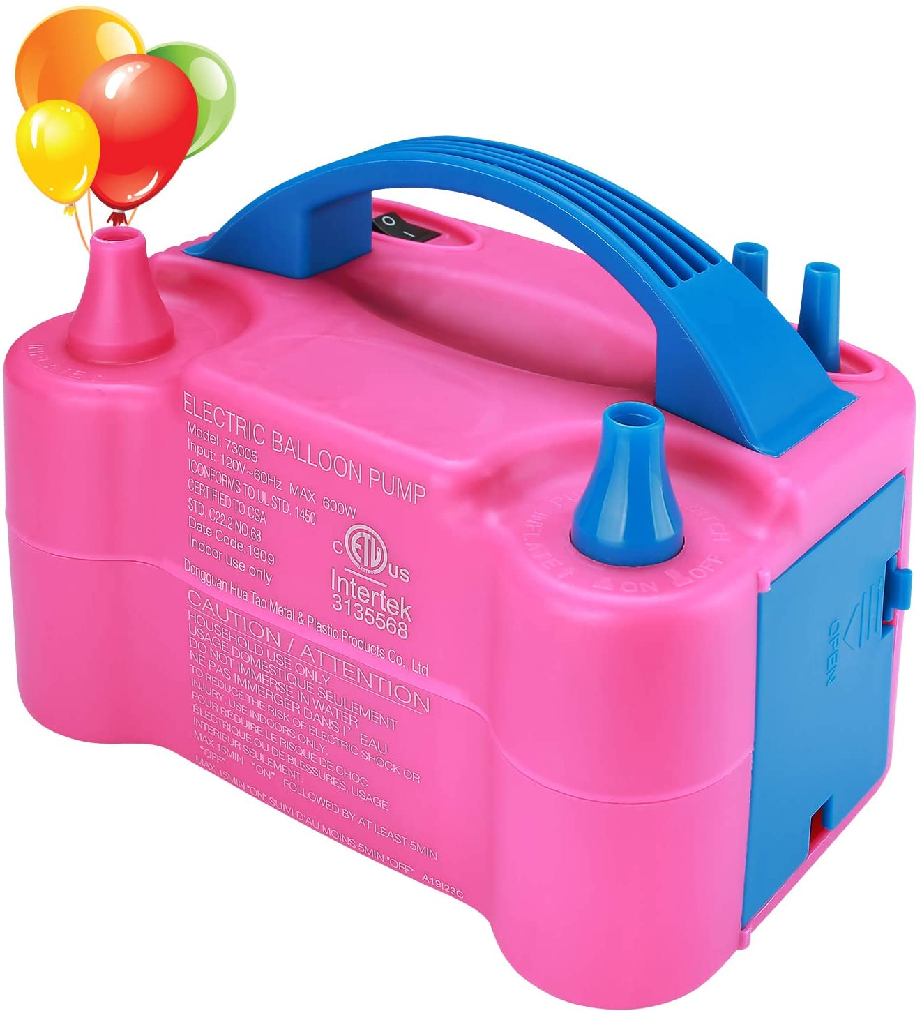 Electric Balloon Pump | Hautton