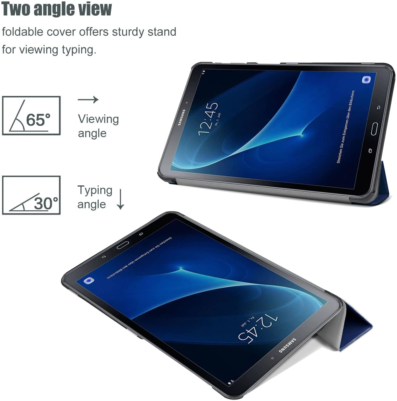 Galaxy Tab A 10.1 2016 P580 Slim Case with S Pen | ProCase