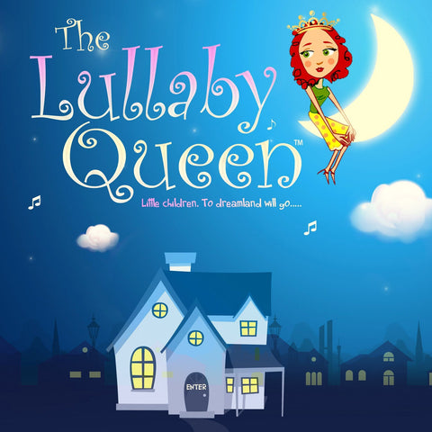 Album, The Lullaby Queen® Volume 1 – Dreamland