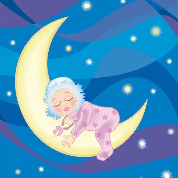 All Through The Night lullaby MP3 for babies and children