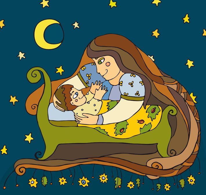 Mozart's Sleep Little Child MP3 lullaby song