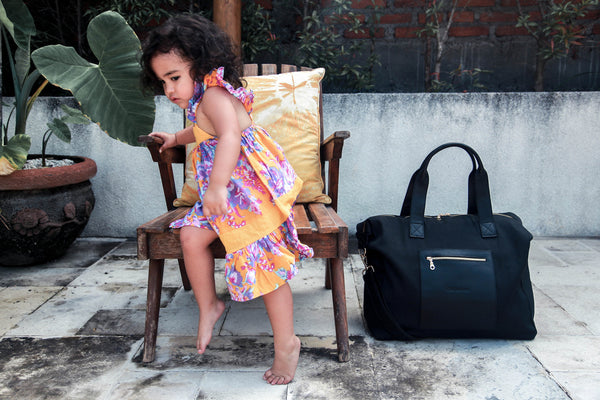 Essential Baby Bag | onyx