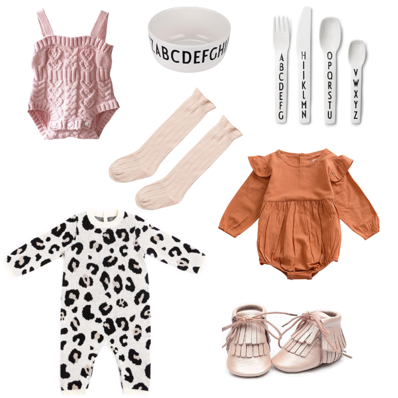 Curated Baby And Kids Clothing And Accessories