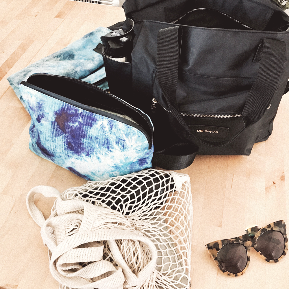 Mess Bag | Azure