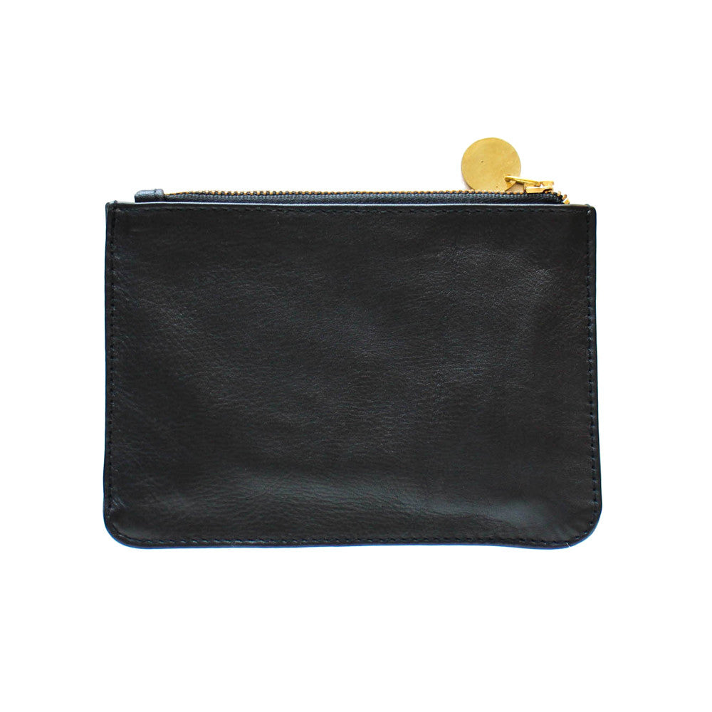 ObiKinomi Stylish Designer Leather Purse Wallet Zip Pouch