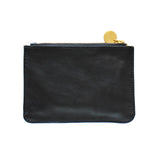 Coco Purse | black leather