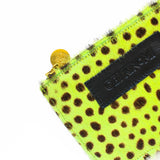 Coco Purse | lime pony leather
