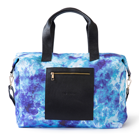 Obi Kinomi 'Essential Baby' nappy bag | Azure