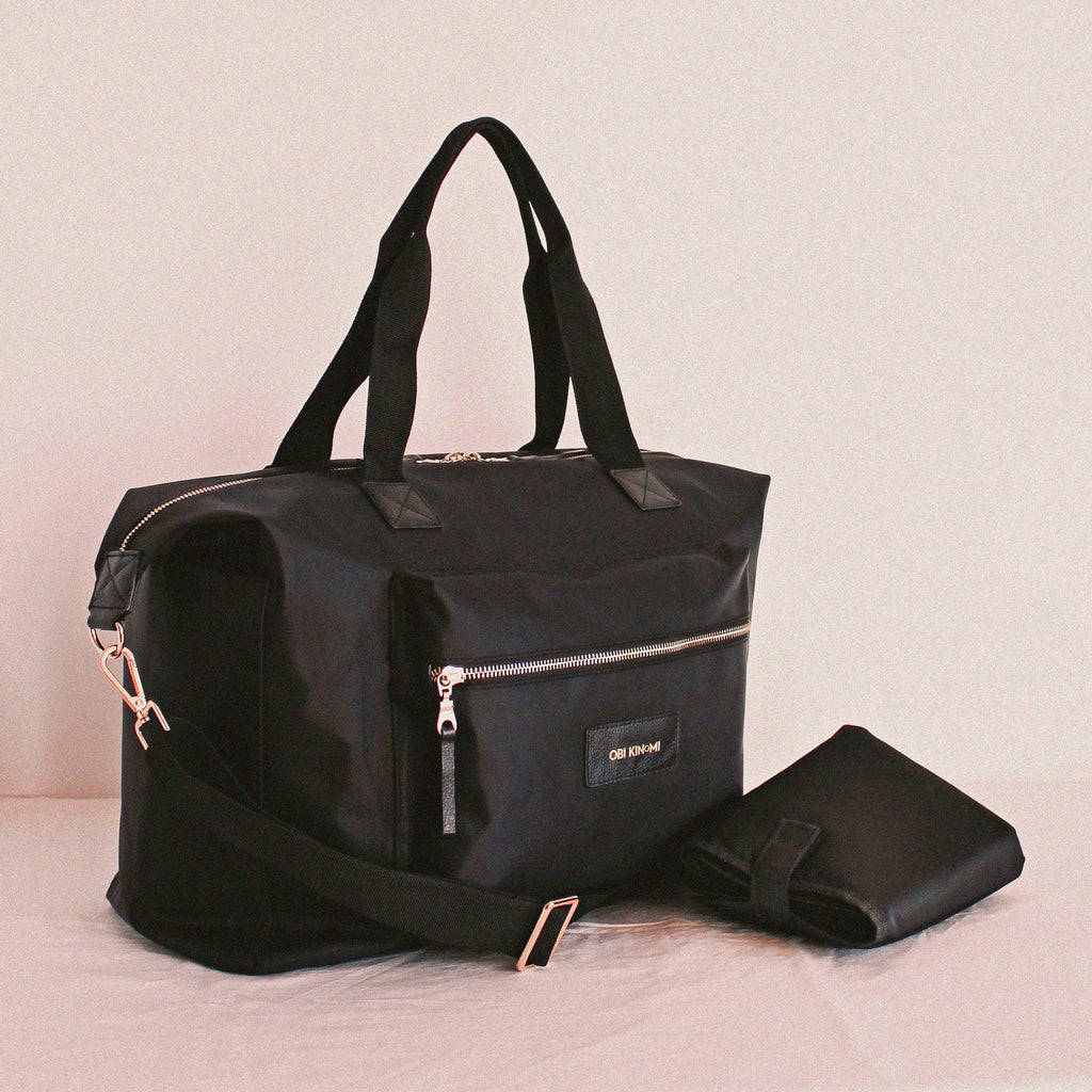 Essential Baby II Eco Nappy Bag