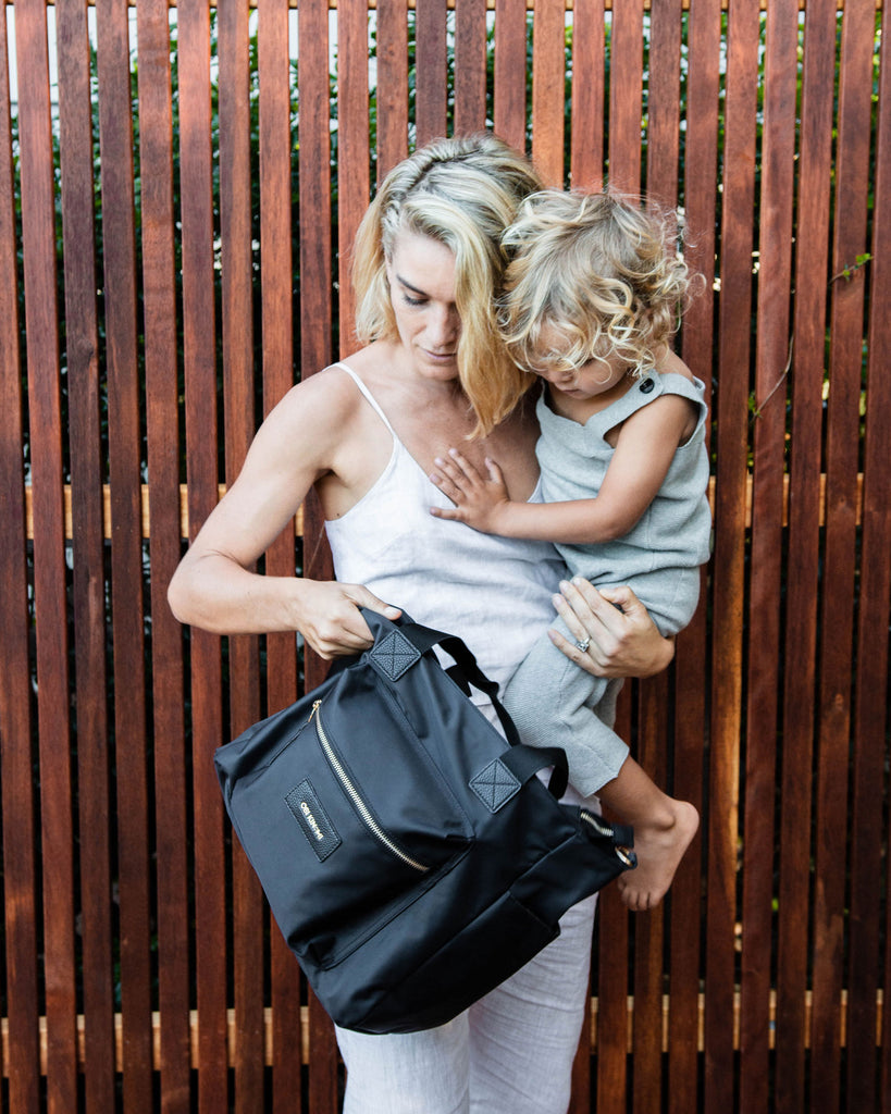 Monday Baby Tote Eco Nappy Bag