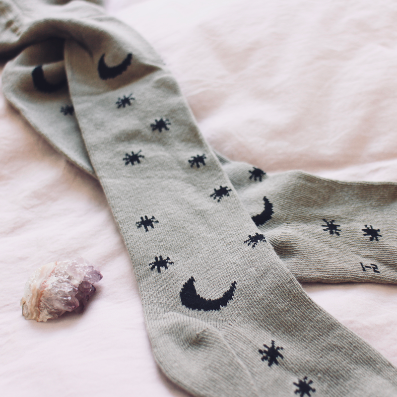 Tights | Grey Cosmos