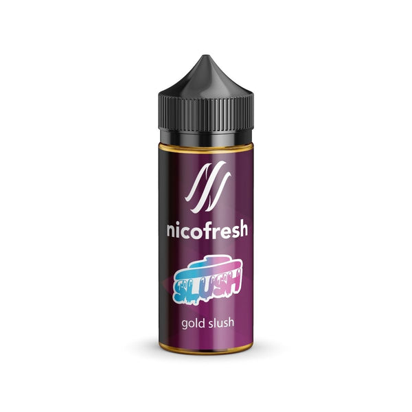 50ml Gold Slush - Nicofresh Shortz