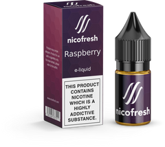 10ml Raspberry - Nicofresh