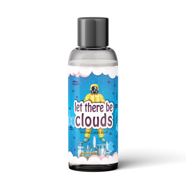 Let There Be Clouds Hyzencloud Blue 50ml