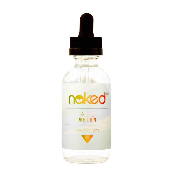 Naked E-liquid 50ml-All Melon