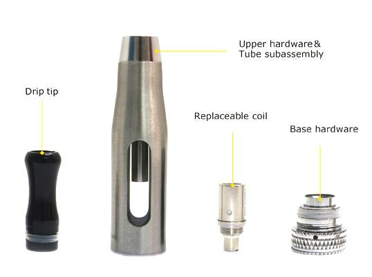 Aspire ET-S / CE5-S Clearomizer