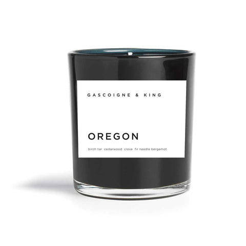 Gascoigne & King- Candle Smith - Oregon Candle