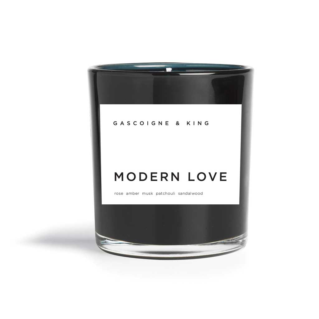 Gascoigne & King- Candle Smith - Modern Love Candle