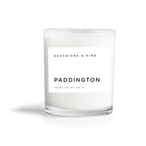 Gascoigne & King Paddington Candle