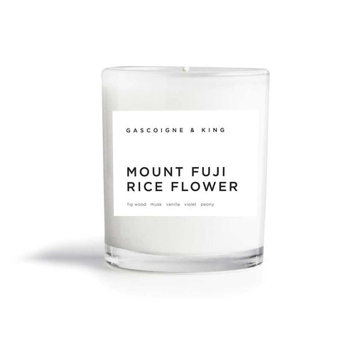 Gascoigne & King Mount Fuji Candle